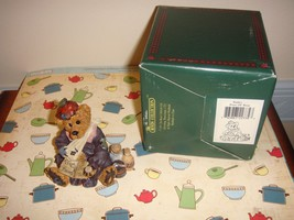 Boyds Bears Bearstone Bailey... Poor Ol' Bear, 22774, 4E/154, 1997, NIB - $13.59