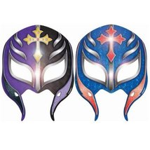 amscan WWE Wrestling Paper Mask (8ct) - $6.58