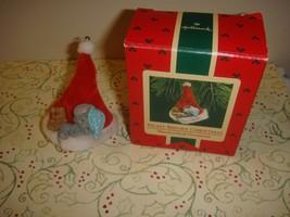 Hallmark 1987 Night Before Christmas Ornament - $10.39