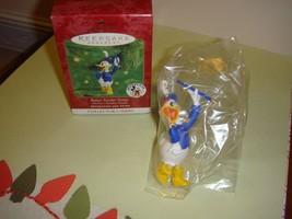 2000 Hallmark Baton Twirler Daisy Mickey's Holiday Parade #4 Series Ornament New - $10.79