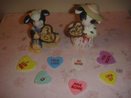 Mary's Moo Moos A Whittle Love Goes A Long Way & Carved A Place In My Heart - $17.99