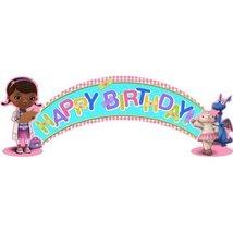Hallmark Doc McStuffins Birthday Banner (5ft) - $5.89