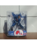 Hot - Mc Farlane Series 17 - Joe Sakic in Quebec Nordiques Jersey - New ... - $55.00