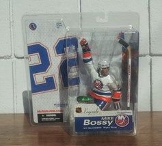 NHL Legends Series 2 - Mike Bossy - Mc Farlane Toys -- White Jersey - Is... - $50.00