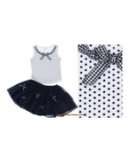 NWT Baby Biscotti Madeleine Top and Skirt Set S... - £15.56 GBP