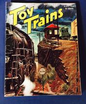TOY TRAINS OCTOBER 1952 VOL. 1, NO. 7 - $11.99