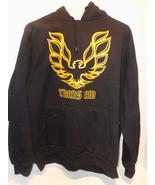 Retro Pontiac Firebird Trans Am Black Hoodie Sw... - $48.95
