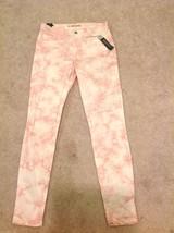 Nwt J Brand Designer 811 Ankle Skinny Leg Mid Rise Denim Jeans 28 6 Whit... - $74.21