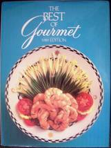 BRAND NEW 1989 1st Ed. The Best of Gourmet 0394575296 - $22.11
