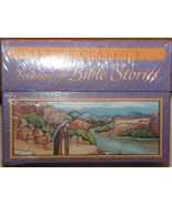 TREASURY OF BIBLE STORIES LITTLE CLASSICS 6 BOOKS NEW - $20.00