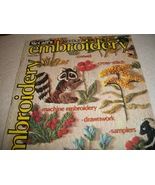 McCall's Needlework & Crafts Embroidery Volume 3 - $12.00