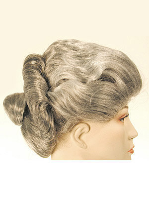 QUALITY COSTUME CHARACTER MRS. DOUBTFIRE WIG WIGS