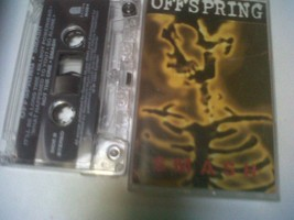 The Offspring Smash USA Cassette case nitro stereo epitaph killboy power... - $7.20