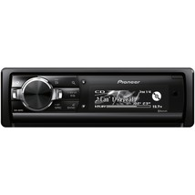 Pioneer Single-din In-dash Cd Receiver With Bluetooth PIODEH80PRS - $350.00