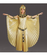 QUALITY EGYPTIAN QUEEN OF THE NILE CLEOPATRA COSTUME LG - $399.95
