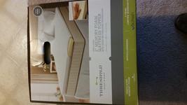 "Ventilate Threshold 2"" King Memory Foam Mattress Topper Hypoallergenic B... - $168.99"