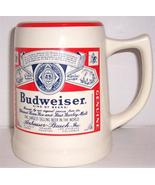 Budweiser King Of Beers Extra Large Ceramic Col... - $64.89
