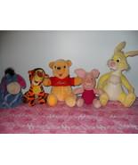 Disney Winnie The Pooh & Friends Stuffed Toys - $49.99