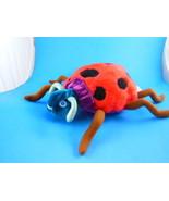 """The Grouchy Ladybug 11"""" Plush The World of Eric Carle 2007 - $6.62"""