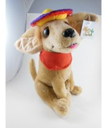 """9"""" Paco The Chihuahua Plush  Nanco 1998 Mint With Tag Awessome! - $9.94"""