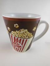 Mikasa Movie Night Pop Corn Mug Cup Gourmet basics NWOT - $6.67
