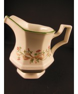 English Creamer Eternal beau Bow Ribbon Johnson Brothers Made in England - $11.08