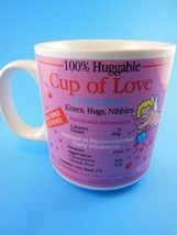 Vintage Russ Valentines Day Cup of Love Russ Ma... - $6.92