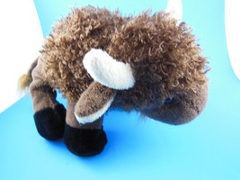 Adorable Ganz Webkinz Buffalo Plush Retired - $4.84