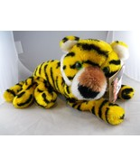 """Vintage Russ Berrie Tiff Lion with tags 1979 Luv-Pets aprox. 12"""" w 6"""" tail - $11.77"""