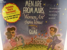Men are From Mars Women are from Venus New Seal... - $18.70