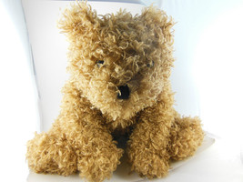 "Melissa & Doug  Large  Cudley Brown Teddy Bear Plush 14"" Sitting # 2180 - $13.26"