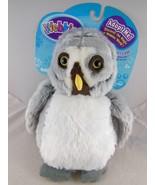 "Adorable 9"" Soft & Cuddly  Ganz Webkinz Owl with Code  NWT - $11.08"