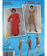Simplicity 2550 Size 4,6,8,10,12 Project Runway - $5.04