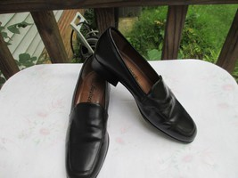 Fanfares Black Flat Shoes New without Box Size 7 ½     All man made mate... - $19.99