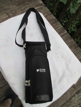 Insulated Carrier for Thermos or Wine Bottle new Black color with 26 inc... - $14.99