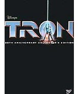 Tron (DVD, 2002, 2-Disc Set, 20th Anniversary C... - $10.00