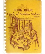 COOK BOOK Circle of Serbian sisters by Mildred Radjenovic (1973, Spiral-... - $388.99