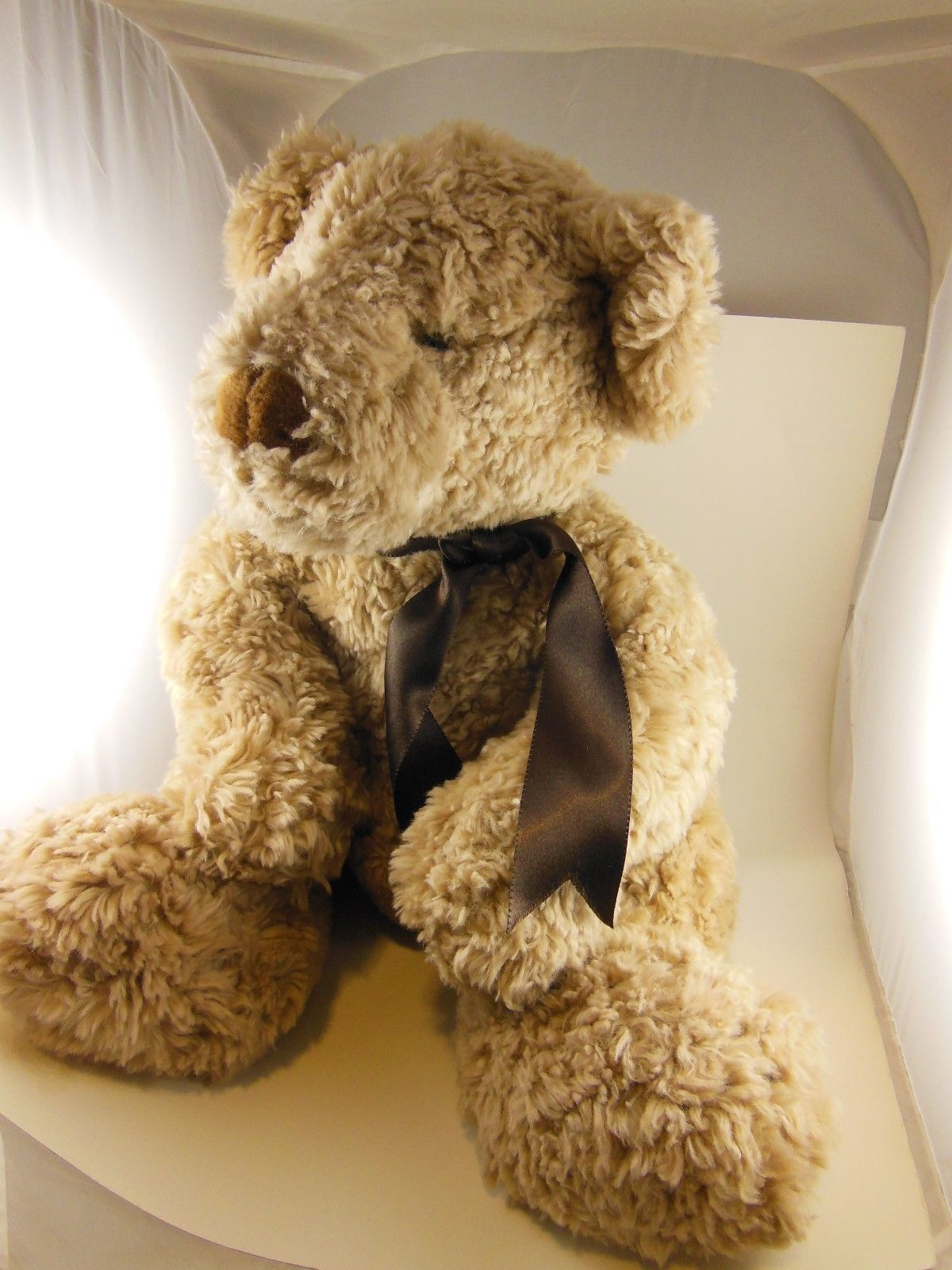 Russ Berrie Large Plush Teddy Higgins 14
