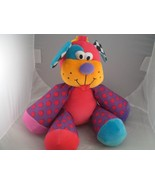 LAMAZE Learning Curve international plush toy dog. Squeek legs crinkle e... - $13.45