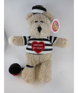 """Awesome Starbucks Valentine's Day Bearista """"Unchain My Heart""""  24th ed.2... - $16.82"""