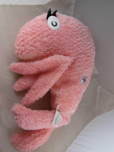 Kohl's Cares for Kids Dr. Seuss Pink Fish plush Cat in the HAT movie mer... - $14.54