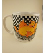 Birthday Mug with Duck Laughing HOW OLD ? 12 oz  Balloons Inc New in Box... - $8.31