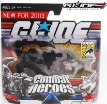 SDCC 2008 Exclusive GI Joe Combat Heroes Snake ... - $7.59