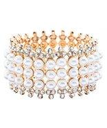 ACCESSORIESFOREVER Bridal Wedding Jewelry Stunn... - $24.10