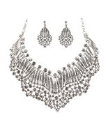 ACCESSORIESFOREVER Bridal Wedding Prom Jewelry ... - $32.40