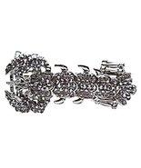 Scorpion Double Band Crystal Rhinestone Stretch... - $18.30