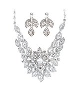 ACCESSORIESFOREVER Bridal Wedding Prom Jewelry ... - $43.10