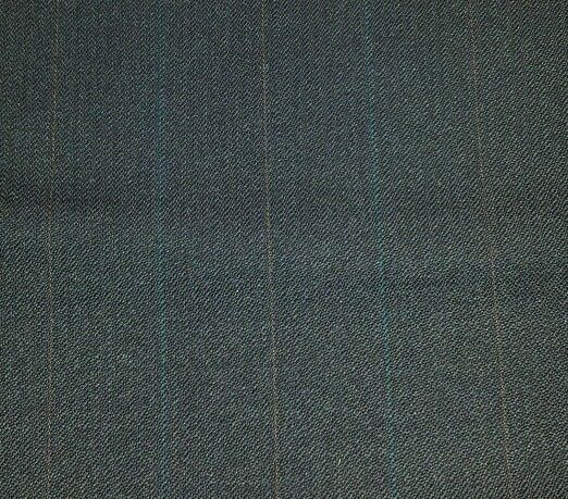 Super 130'S Italian leightWeight Wool Blue Suiting Fabric 7.7 Yards MSRP $1295