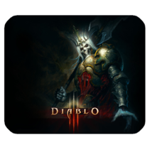 Hot Diablo 43 Mouse Pad for Gaming with Rubber Backed - $7.69