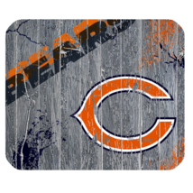 Hot Chicago Bears 9 Mouse Pad for Gaming with Rubber Backed - $7.69
